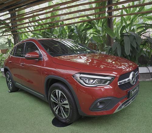 Kehadiran The new Mercedes-Benz GLA: Lebih Berkarakter, Lebih Luas, Lebih  Aman - RuangOTO.com
