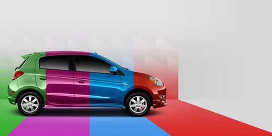 ganti warna mobil